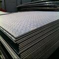 Q235 de cuadros de acero hoja/diamante placa de acero