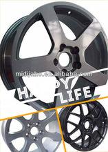 Replica aluminum wheels for BMW, AUDI, MERCEDES BENZ,HONDA,VW,LANDROVER