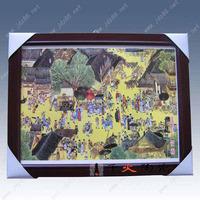 Jingdezhen hand made decorative OEM ceramic pictures