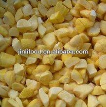 congelato castagna sbucciata kernel vendita calda
