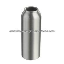 250ml silver aluminum aerosol cans