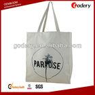 Cheap Plain Canvas Tote Bag For Promotion