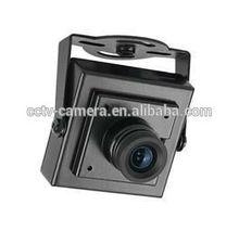 Factory Supply Economic 600TVL Pinhole Lens Camera,excellent true color mini camera