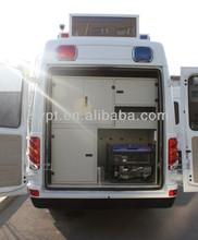 Police car refit kits - OEM service