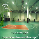 professional synthetic basketball court flooring