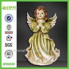 Craft Prayer Figurine Handmade Wedding Resin Girls Souvenir