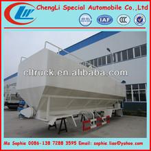 Chengli Bulk feed delivery truck/bulk-fodder transport truck/bulk-grain carrier