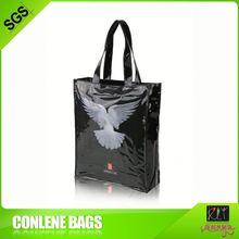 clear pvc fashion tote bag