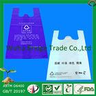 Bridge plastic PLA polythene bag