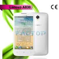 100% Original 5inch Lenovo A830 Android Dual SIM 3G WCDMA Dual SIM Dual Standby