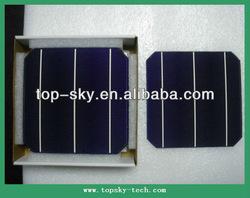 Taiwan Bigsun Brand, mono solar cells 6x6,buy solar cells bulk