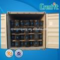 Fábrica de gás rendimento 295 l / kg CaC2 carboneto de cálcio pedra
