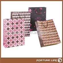 candy stripe paper bags,FL-KL-00338,china manufacturer