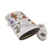 popular gift tin box