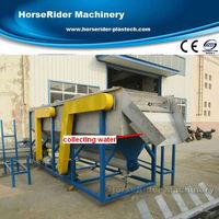 stainless steel PE washing machine/PE recycling line/PE crushing washing drying line