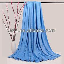 polyester new design flannel coral travel blanket