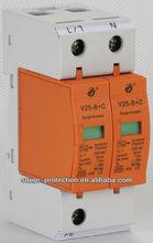 Single phase, Combined surge protection V25-B+C/2P-320
