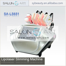 Professional portable lipo laser machine for home use
