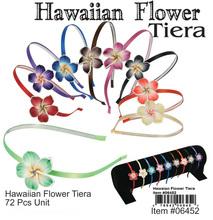 Hawaiian Flower Tiara
