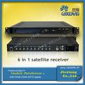 De China FTA de satélite decodificador / QPSK demodulador