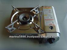 Portable butane gas stove mini model : HSB - 007S