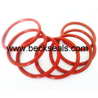 red silicon O ring manufacturer