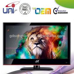 "19""22""24""26""TV/LCD Televison RF/HDMI/VGA/USB/AV/OSD multi-language"