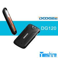 3.5inch screen cellphone doogee dg120 oem sale mtk 6572 dual core unlocked android phone