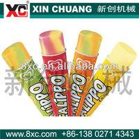 China machine for calippo packaging