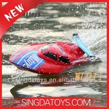 WL911 2.4G Wireless remote control small speed boats