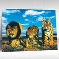 billige schöne tiger 3d lentikulardruck preis