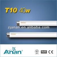 T10-40W t10 decorative emergency fluorescent office ceiling light fixture