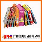 cheap removable sticker books children books printing