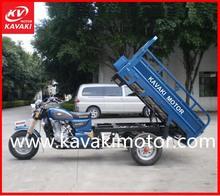 150CC/200CC Petrol/ diesel three wheel tricycle KV150CCZH-A motorcycle factory