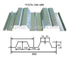 corrugated Steel decking sheet for floor