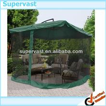 9' x 9' Offset Umbrella Mosquito Net Outdoor