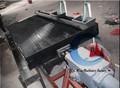 Pequena gravidade shaking tabela, minériodecobre separando máquina