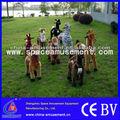 Hot vente électrique. marche promenades animaux en peluche, prépaiement kiddie manèges pour enfants dans le parc d'attractions
