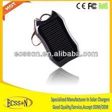 1200mAh mini solar chargers mobilephone