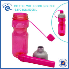 PP Material Drinking Cooling Water 16 OZ Plastic Bottles Wholesale