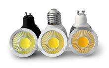 New product GU10 mr16 cob led spotlight 4w free standing spotlights