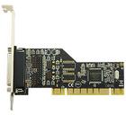PCI Multi I/O card (2 Parallel IEEE1284 Ports)