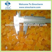 Wholesale Grade A Quality Fresh Pumpkin Frozen