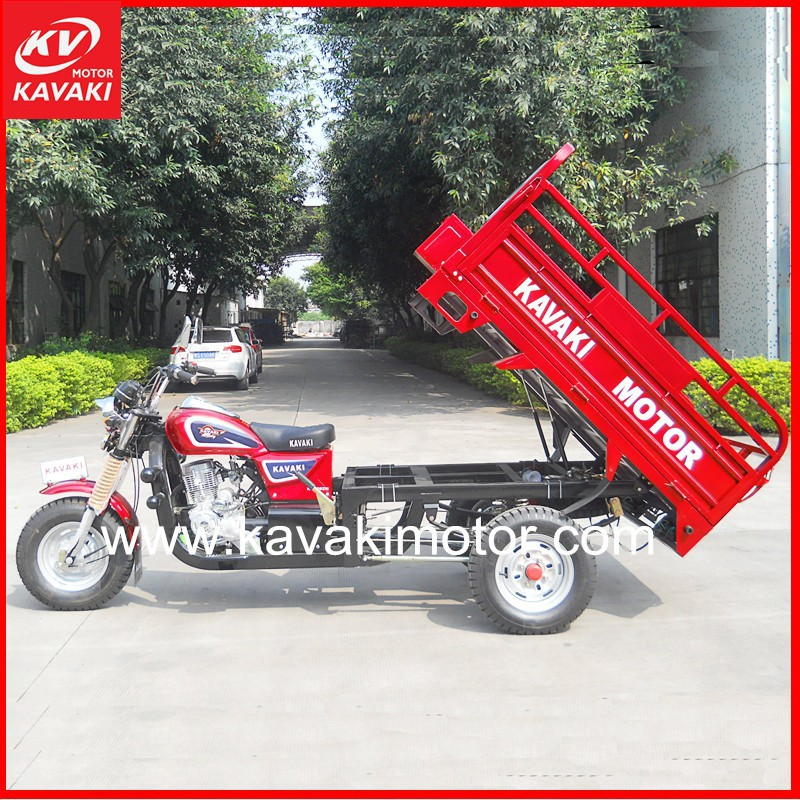 KAVAKI Brand New Heavy Duty Electric Three Wheel Motorcycle