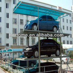 CE Certified auto parking equipment
