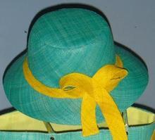 BELLA RAFFIA HATS