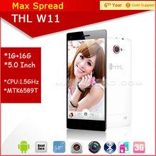 New Original THL W11 MTK6589T 1.5GHz 1GB RAM 16GB ROM dropship brand mobile phone New Original THL Monkey King android phone