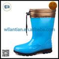Mujeres de moda caliente botas de lluvia, Botas de jardín