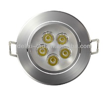 DELIXI 2012 New 3W LED GU10 36D MR16 indoor