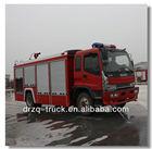 isuzu 4*2 water foam tenders,antique fire trucks